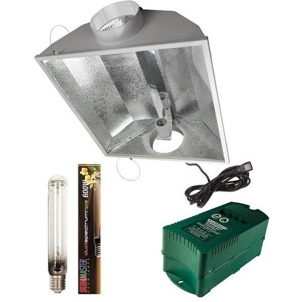 1000w Compact 150mm Goldstar Grow Light - Air Cooled Grow Lights