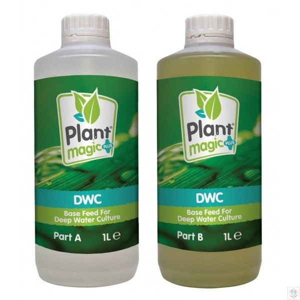 Plant Magic Plus DWC 1Ltr A+B - Grow