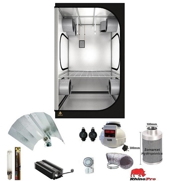 Secret Jardin DR120 Grow Tent Kit - Grow Tent Kits
