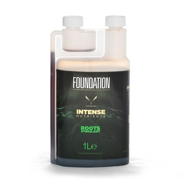 Intense Nutrients - Foundation (Root Stimulant) - Plant Enhancers (Grow)
