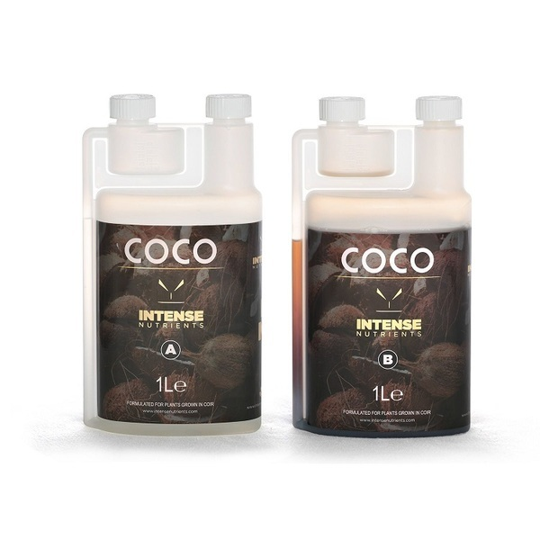 Intense Nutrients - Coco A+B - Grow