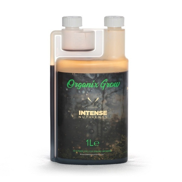 Intense Nutrients - Organix Grow - Grow