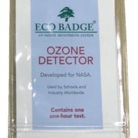 Ecobadge Ozone level test kit - Ozone Generators