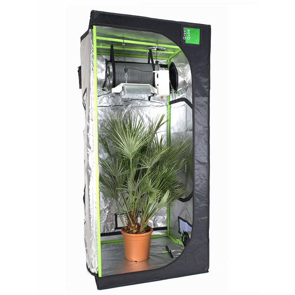 Green-Qube GQ100 - Premium Grow Tents