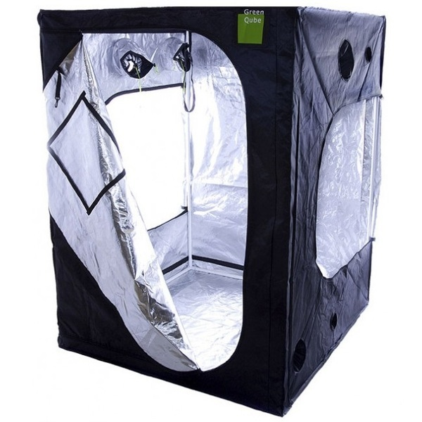 Green-Qube GQ150: 150x150x200cm - Premium Grow Tents