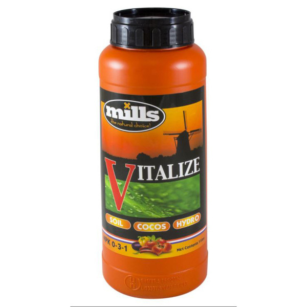 Mills Vitalize - Plant Enhancers (Grow)