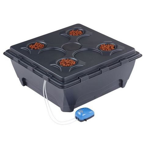 Oxypot 4 DWC System - DWC Growing  Systems