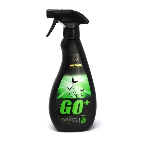 Intense Nutrients - GO+ (Foliar Spray) - Plant Enhancers (Grow)