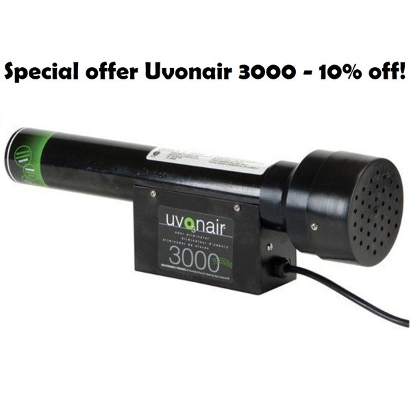 Uvonair Portable Ozone Generators - Ozone Generators