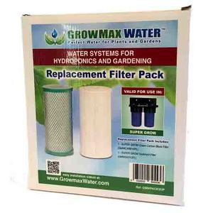 Super Grow Filter Unit - Replacement Filter Pack