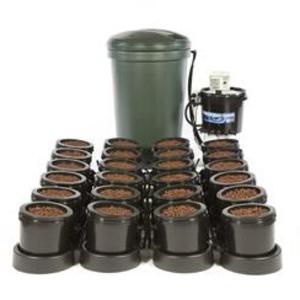 IWS Flood and Drain Culture 24pot - Plastic Tank
