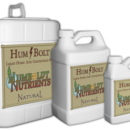 HUMBOLDT Hum-Bolt Humic - Plant Enhancers (Grow)