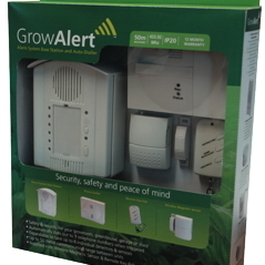 GrowAlert Alarm System Base Station & Auto-Dialler - Miscellaneous