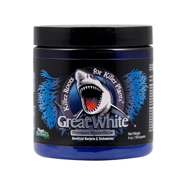 Great White Premium Granular Mycorrhizae 114gram - Plant Enhancers (Grow)