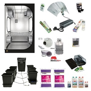 Autopot 6 Pot Variable Light Output Grow Kit1