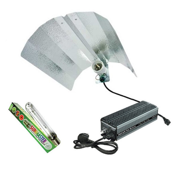 Maxibright Euro Pro-Select 600w DigiLight - Variable Digital Grow Lights