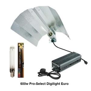 600w pro select euro