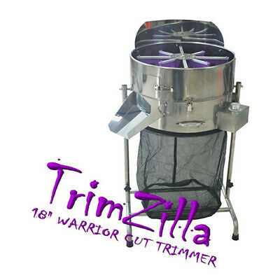 Trimzilla Warrior Cut Leaf Trimmer - Miscellaneous