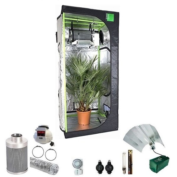 Green-Qube GQ100 Grow Tent Kit - Grow Tent Kits