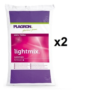 plagron light mix soil