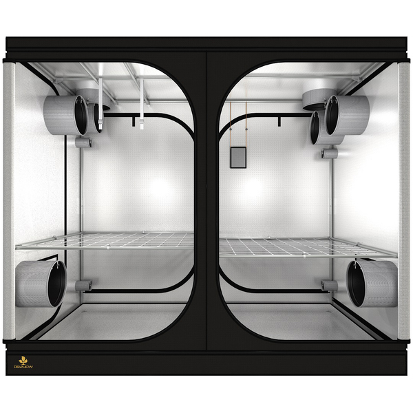 Secret Jardin Dark Room DR240W Rev3.0 - Premium Grow Tents