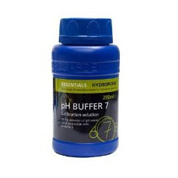 Essentials pH Buffer7 250ml - pH and EC Solutions