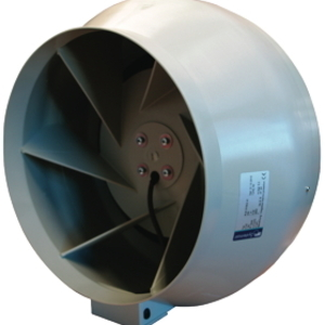 315mm systemair LP fan