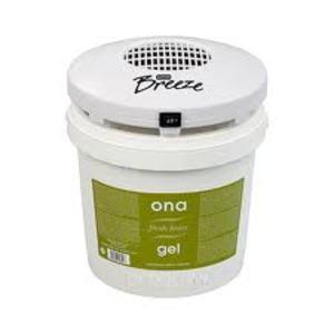 Ona Breeze Fan with 4ltr Ona Fresh Linen Gel