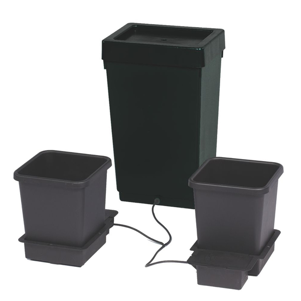 Autopot 2 Pot Kit With 47L Tank - Autopot Growing Systems