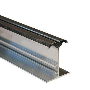 Jupiter 2 2mtr Aluminium Rail (2x 1mtr sections) - Grow Light Rails