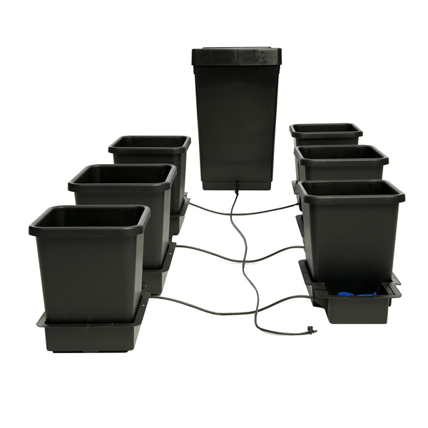 Autopot 6 Pot Kit With 47L Tank - Autopot Growing Systems