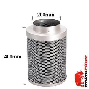 Rhino Pro Carbon Filter 8 Inch 400mm
