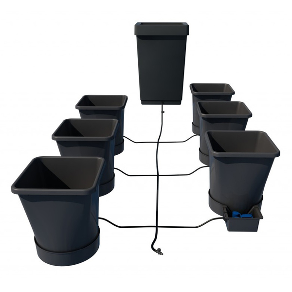 Autopot XL 6 Pot Kit with 47L Tank - Autopot Growing Systems