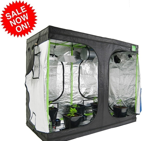 Green Qube GQ1224 - Professional Grow Tents