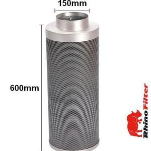 Rhino Pro Carbon Filter 6 Inch 600mm