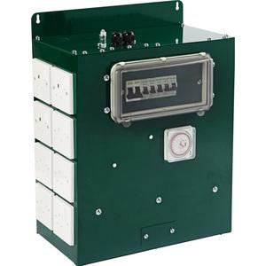 Greenpower Commercial Contactor Grow Light Controller 12-way