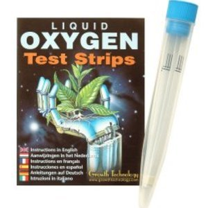 H2o2 Test strips