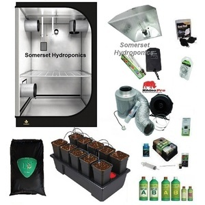 Wilma 10 Plant Dripper Grow Kit