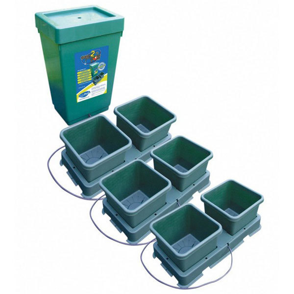 Easy2Grow 6pot  Kit - Autopot Growing Systems