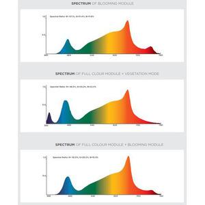 hacienda LED spectrum