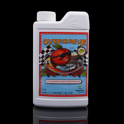 Advanced Nutrients Overdrive 1 Litre - Plant Enhancers (Bloom)