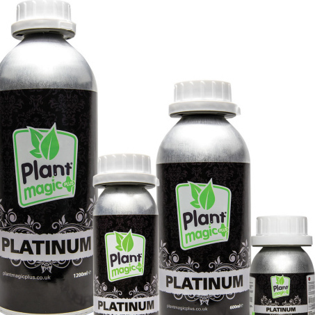 Plant Magic Plus Platinum 120ml - Plant Enhancers (Bloom)