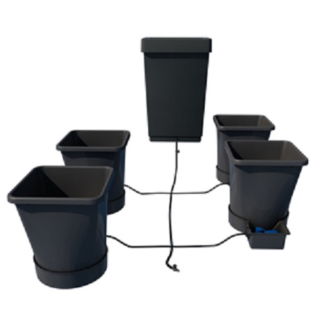 Autopot XL 4 Pot Kit with 47L Tank - Autopot Growing Systems