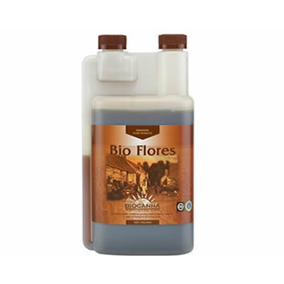 Canna Organic Bio Flores 1 Litre - Bloom