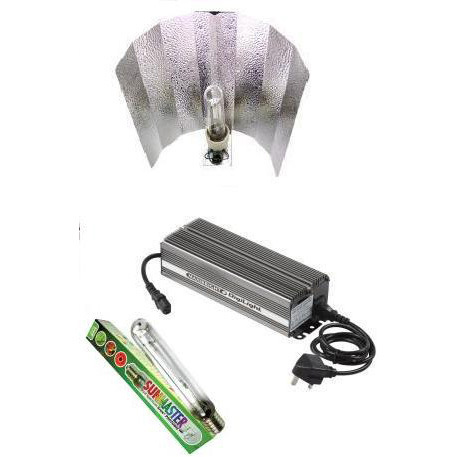 Maxibright Digilight Euro 250w lighting system - Digital Grow Lights