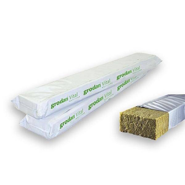 Grodan Vital Rockwool Slab 1.2m - Rockwool Cubes & Slabs