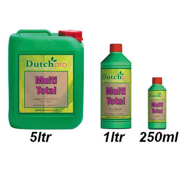 Dutch Pro Multi Total 5 Litre - Plant Enhancers (Grow)