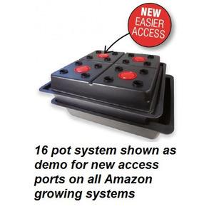 16 pot Amazon Aeroponic Growing System