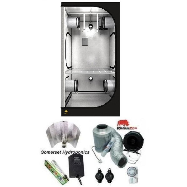 Secret Jardin V100 Grow Tent Kit - Grow Tent Kits