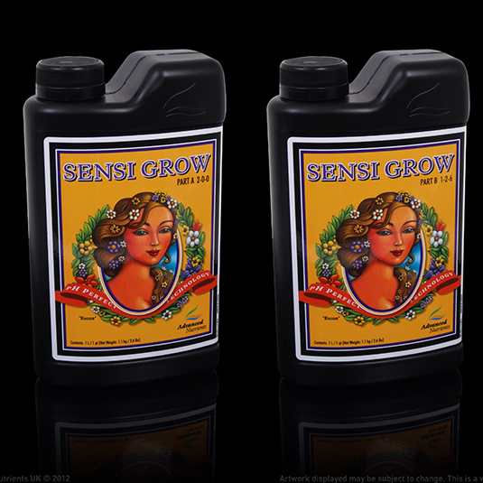 Advanced Nutrients Sensi Grow A+B 1 Litre - Grow